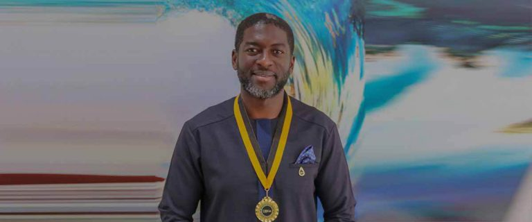 Kevin Okyere recognized for role in Ghana's O&G Development